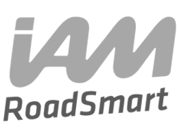 IAM RoadSmart Logo B&W